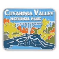 Cuyahoga Valley National Park Lapel Pin