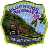 Craggy Gardens, Blue Ridge Parkway Patch