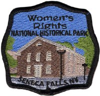 Women's Rights NHP Embroidered Patch