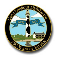 Cape Lookout Lighthouse Pin