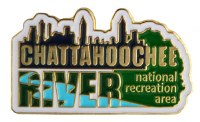 Chattahoochee River Pin