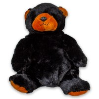 Plush Sleeping Bear Backpack