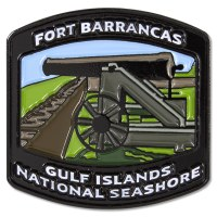 Fort Barrancas Pin