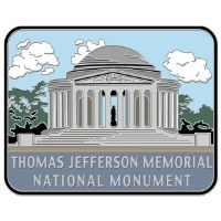 Thomas Jefferson Memorial National Monument Pin