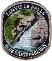 Linville Falls, Blue Ridge Parkway Patch