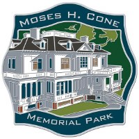 Moses H Cone Memorial Park Lapel Pin