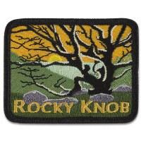 Rocky Knob, Blue Ridge Parkway Patch