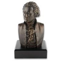 Bronze Alexander Hamilton Bust