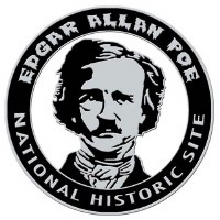Edgar Allan Poe National Historic Site Collectible Lapel Pin