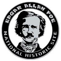 Edgar Allan Poe National Historic Site Collectible Lapel Pin