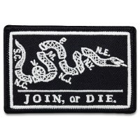 Join, Or Die Patch