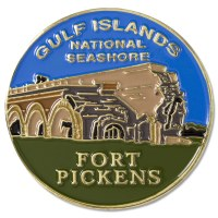 Fort Pickens Pin