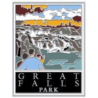 Great Falls Park Collectible Lapel Pin