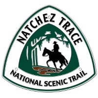 Natchez Trace National Scenic Trail Hiking Stick Medallion