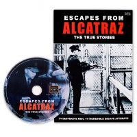 Escapes from Alcatraz: The True Stories (DVD)