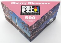 Cherry Blossom Double Puzzle