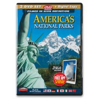 America's National Parks - 2 DVD Set