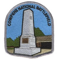 Cowpens Battlefield William Washington Patch