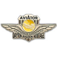 Dayton Aviation Heritage Wing Pin
