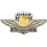 Dayton Aviation Heritage Wing Pin