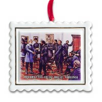 Appomattox Court House Ornament