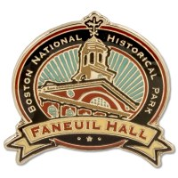 Faneuil Hall Pin