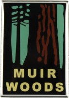Muir Woods Collectible Pin