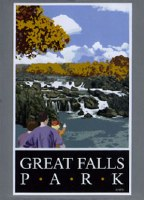 Great Falls Park Magnet