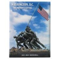 Iwo Jima Memorial (US Marine Corps Memorial) Magnet