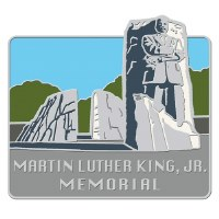 Martin Luther King, Jr. Memorial Lapel Pin