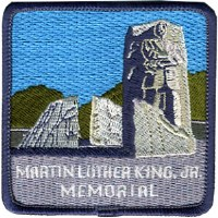 Martin Luther King, Jr. Patch
