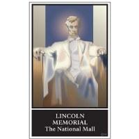Lincoln Memorial Pin