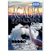 Acadia Sights and Sounds DVD