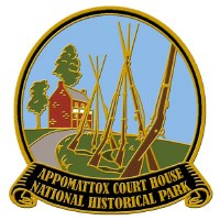 Appomattox Court House Pin