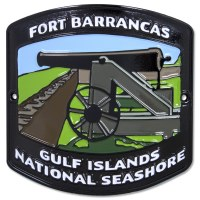 Fort Barrancas Hiking Medallion