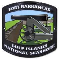 Fort Barrancas Hiking Medallion