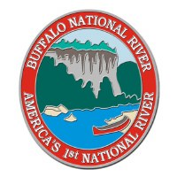 Buffalo National River Collectible Lapel Pin