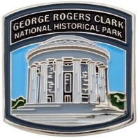 George Rogers Clark Pin