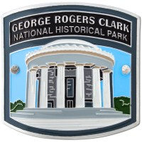George Rogers Clark Hiking Medallion
