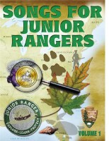 Songs for Junior Rangers CD