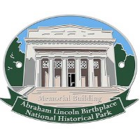 Abraham Lincoln Birthplace NHP Hiking Stick Medallion