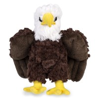 Mini Bald Eagle Plush
