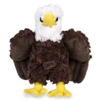 Mini Bald Eagle Plush