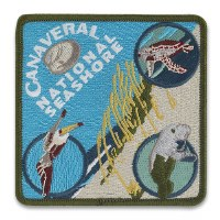 Canaveral National Seashore Embroidered Patch