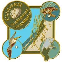Canaveral National Seashore Hiking Medallion