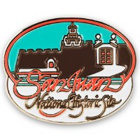 San Juan National Historic Site Pin