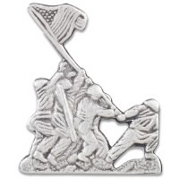 Iwo Jima Memorial Lapel Pin