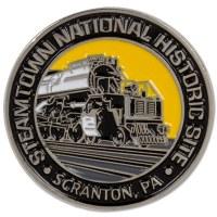 Steamtown Big Boy Pin