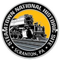 Steamtown National Historic Site Hiking Medallion