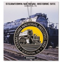 Steamtown Big Boy Ornament
